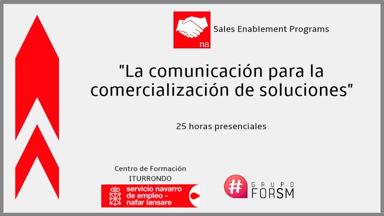 La comunicación para la comercialización de soluciones