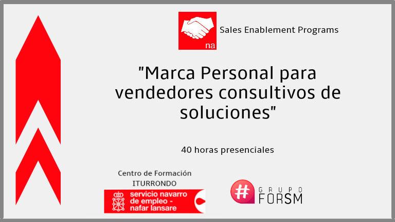 Marca personal para vendedores consultivos de soluciones