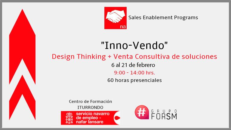 InnoVendo: Design Thinking + Venta consultiva